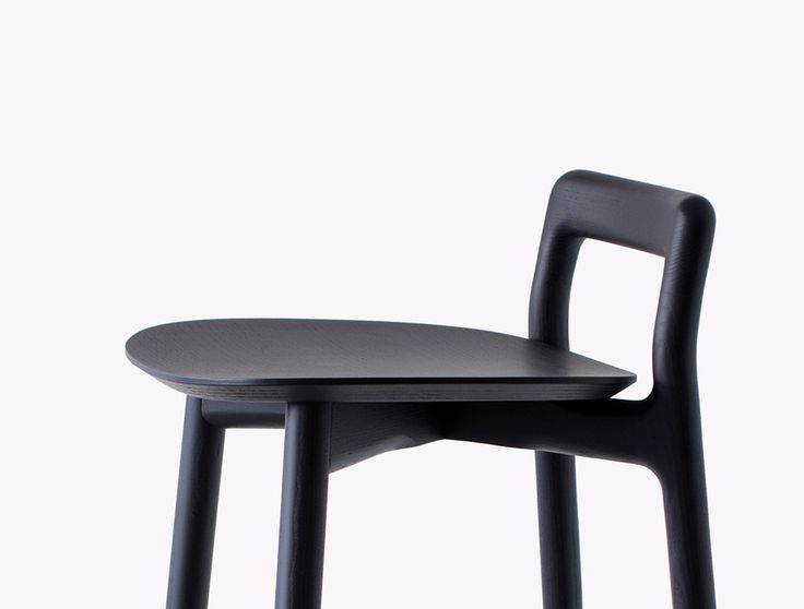 To Allow Free Movement At Stool Height, The Seat Is Soft And Open From 270