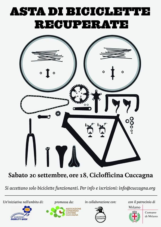 Asta bici usate  http://ecodelleco.blogspot.it/