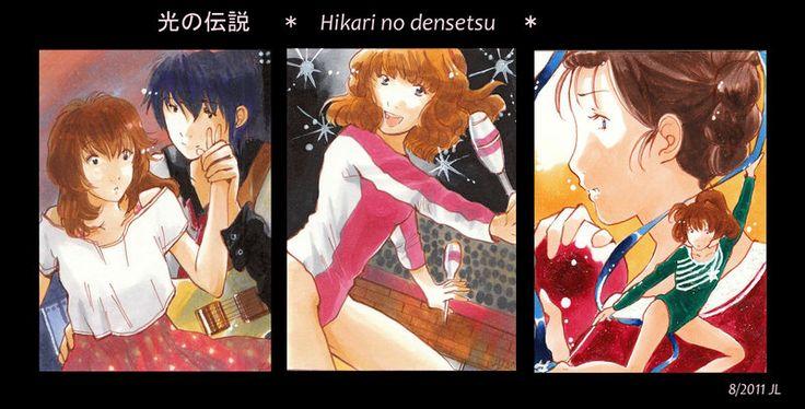 Hikari no Densetsu ACEO by Toffi-Fee on deviantART