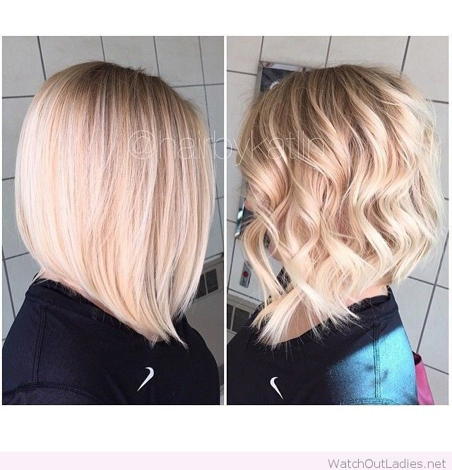 Long angled bob styles Trending HOT <3 Check now!