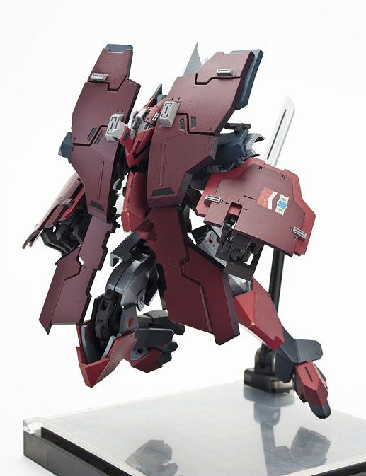 AmiAmi [Character  Hobby Shop] | (Pre-owned ITEM:B / BOX:B)RIOBOT 03 Broken Blade - Delphine Third Form Action Figure(Released)