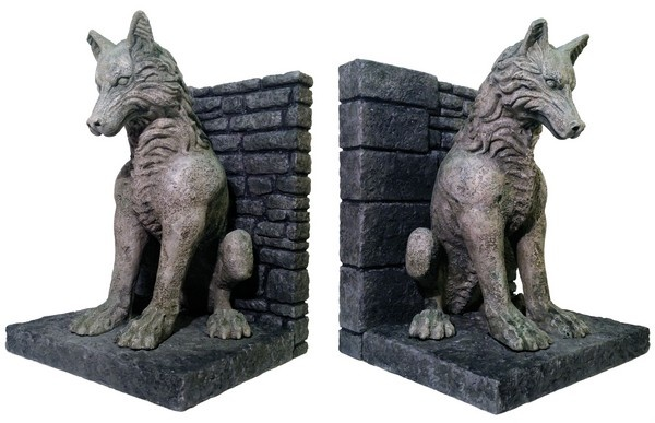 Game of Thrones' Wolf - For books.