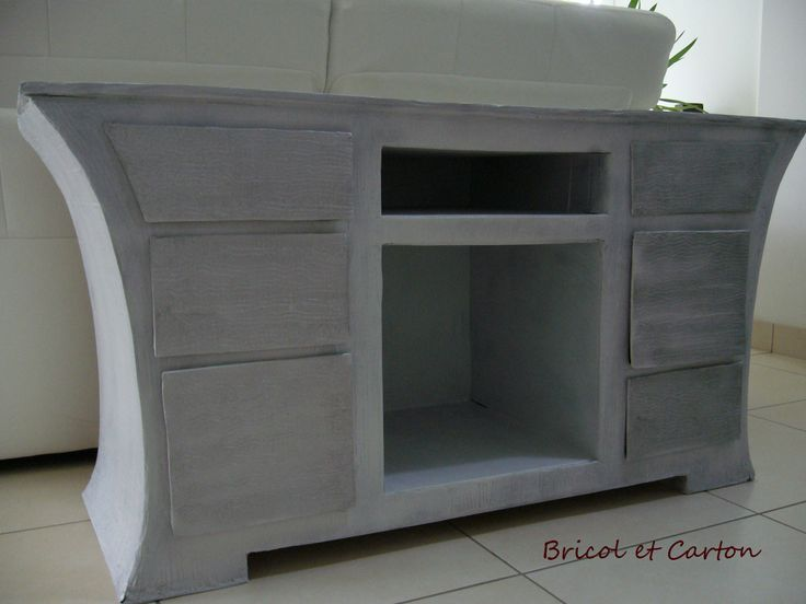 die besten 17 ideen zu mobilier en carton auf pinterest meuble carton karton m bel und meuble. Black Bedroom Furniture Sets. Home Design Ideas
