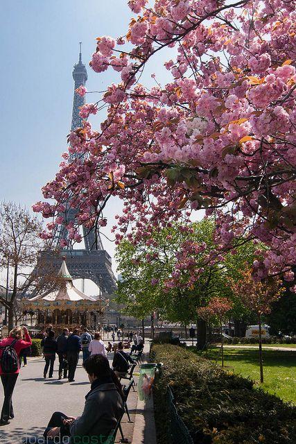 a paris spring