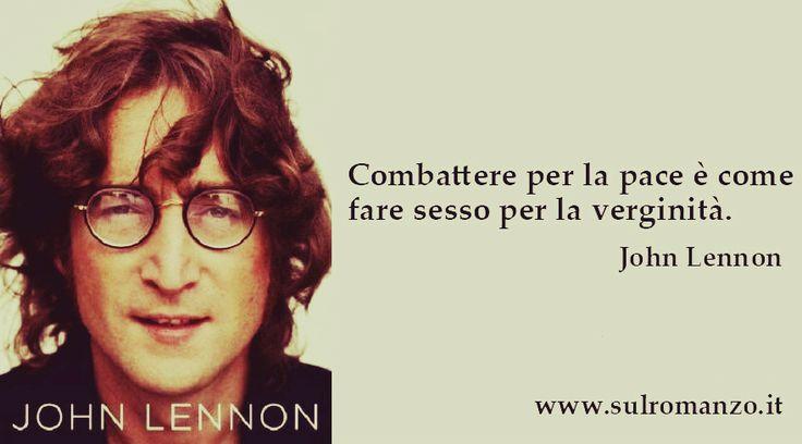 John Lennon #aforismi