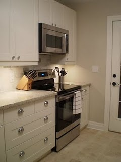 An IKEA kitchen remodel. Helpful tips when buying Ikea cabinet.