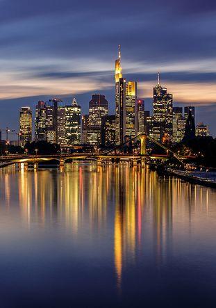 Frankfurt Alemanha. #Alemanha #Paisagem #Fotografia