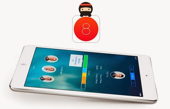 User Profiles for iOS 8 ~ iOS 8 Beta Download