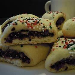 Italian Fig Cookies I