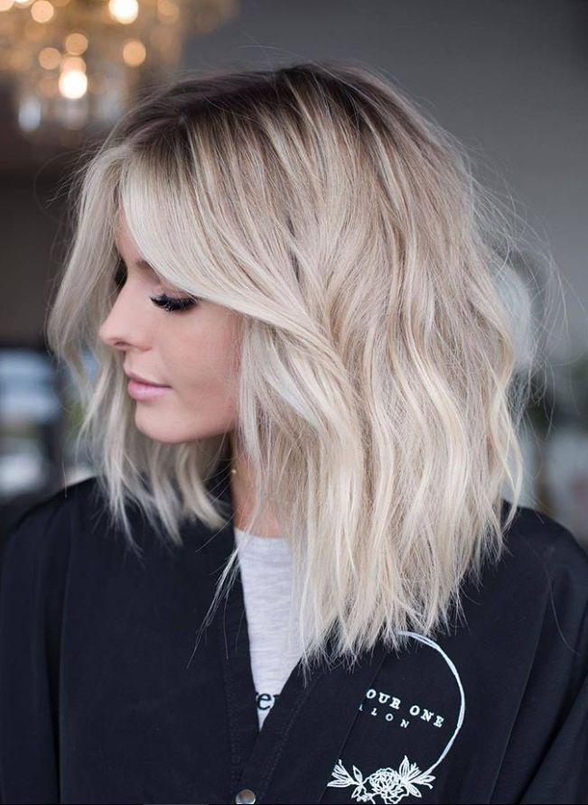 36 White Platinum Blonde Hairstyle Design Ideas To Evaluate Your Look – Page 30 …