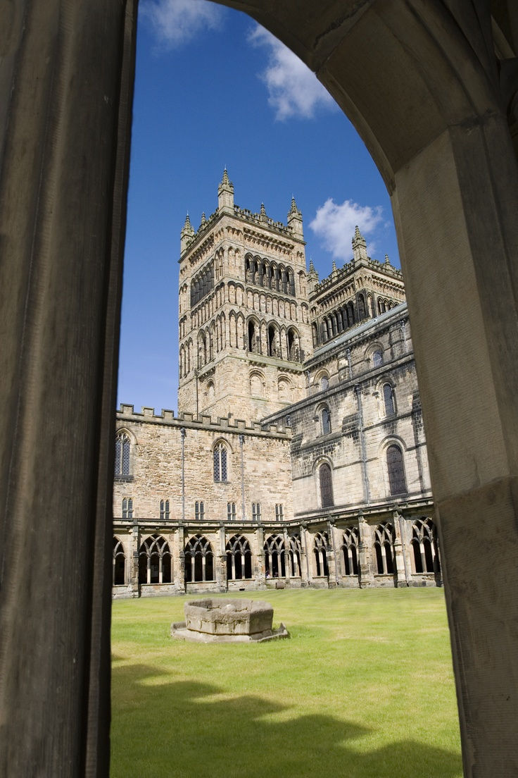 Discover Durham Cathedral this summer