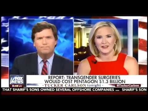 Harrington: White House Right About Tremendous Cost of Providing Transgender Surgeries