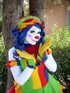 Resultado de imagem para most professional clown makeup