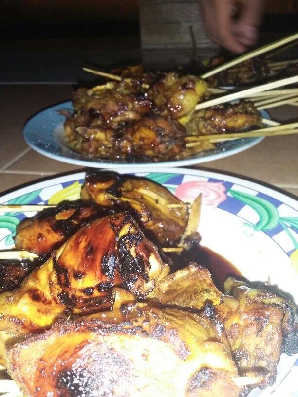 # Ayam bakar #indonesiafoods