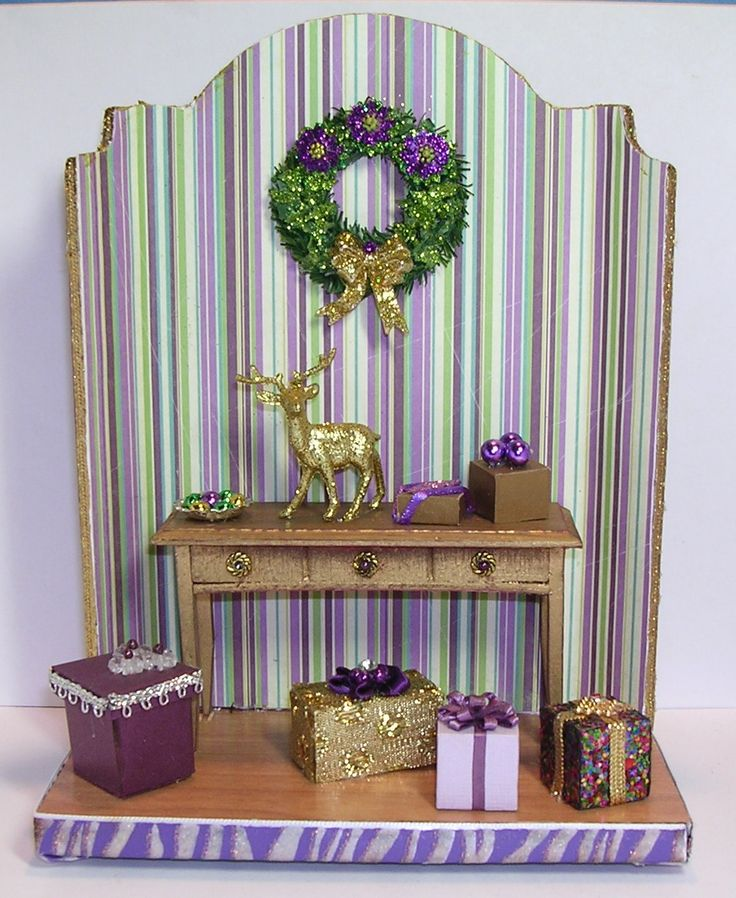 Christmas Miniature