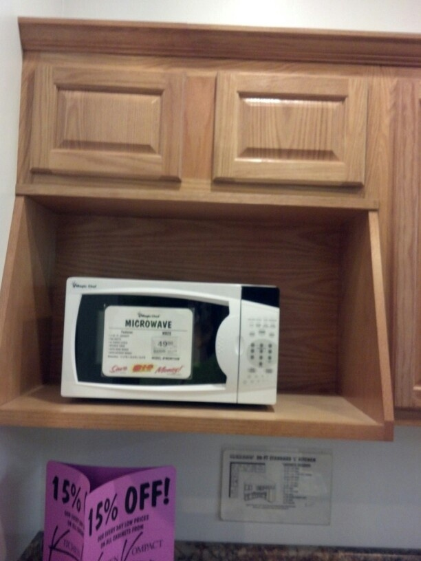 14 best microwaves images on pinterest microwave for Kraftmaid microwave shelf