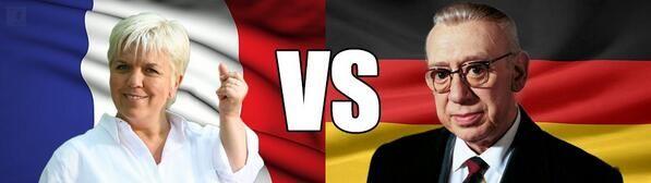 Mimi Mathy vs Inspecteur Derrick : Un autre France-Allemagne (humour) - http://www.actusports.fr/110582/mimi-mathy-vs-inspecteur-derrick-autre-france-allemagne-humour/