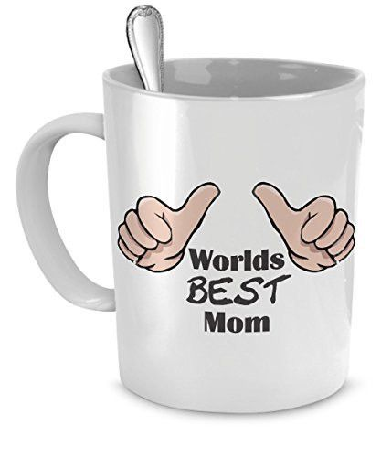 Gifts For Mom- Worlds Best Mom- Best Gifts For Mom- Presents For Mom- Mom Gifts- Best Mom Mug