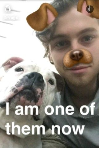 keep on dreaming Luke but I want you as human forever and always
