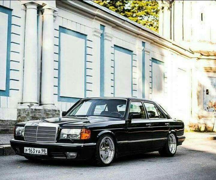 Mercedes Benz W126 Mit Bildern Mercedes Benz W126 Mercedes