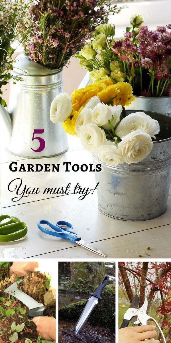 A great garden starts with the best tools! @garden_therapy  shared her essential, must have hand tools in this article.