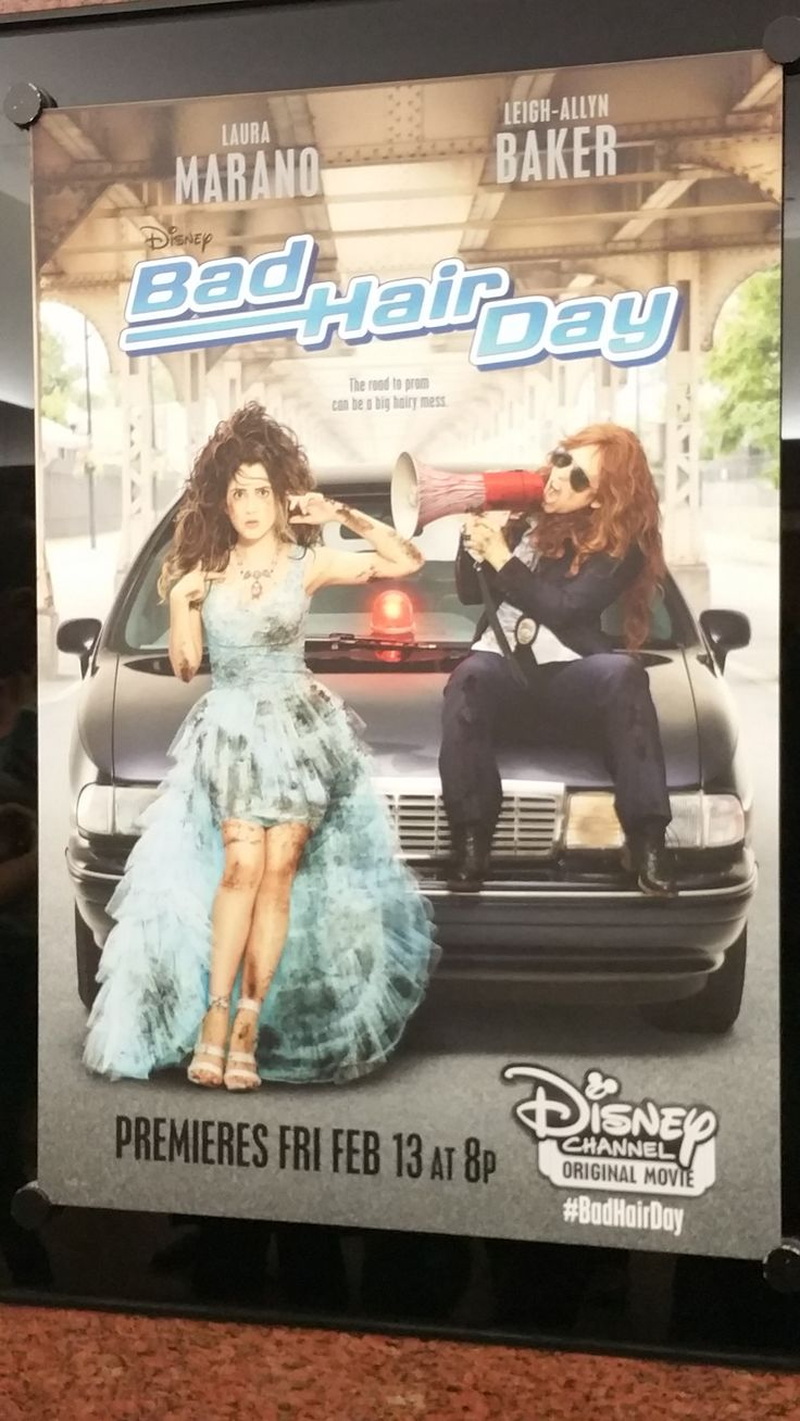 Bad Hair Day Movie Review