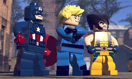 Lego Marvel Super Heroes #GAMES #Review