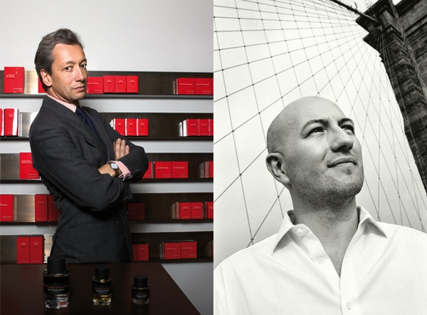 """Vom Parfum-Verleger zum Duft-Übersetzer: Frédéric Malle präsentiert """"Dries van Noten"""" - http://www.edle-essenzen.de/dries-van-noten-par-frederic-malle.html"""