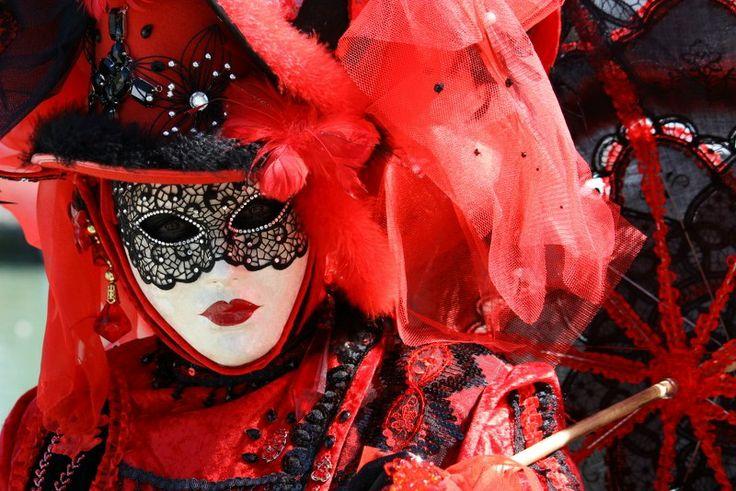 Mijn reisverhalen: Venetiaans carnaval