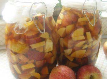 Organik elma sirkesi yapımı