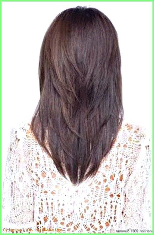 Frisuren Lange Haare 2019 V Schnitt Fur Mittlere Haar