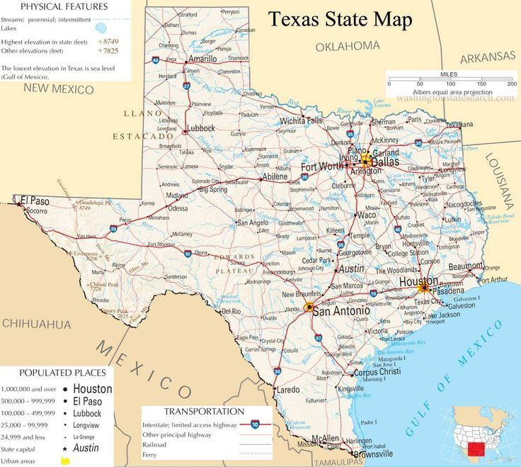 Best Texas State Map Ideas On Pinterest State Of Texas Map - Detailed map of texas