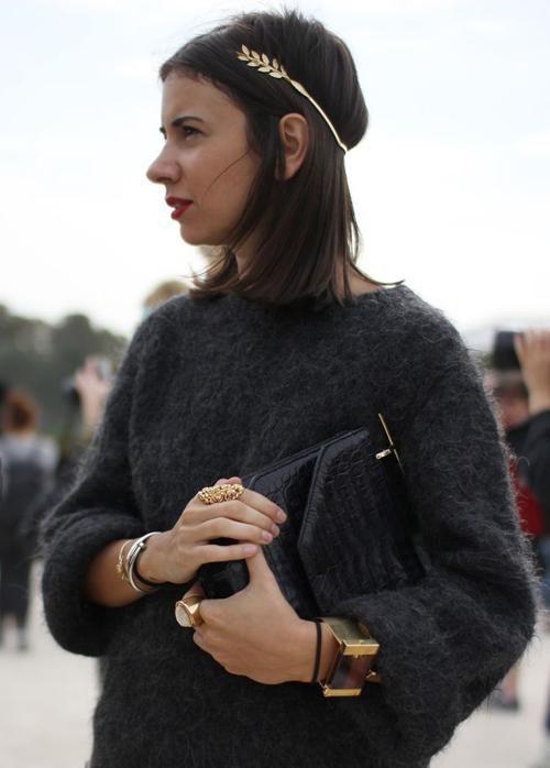 Natasha  #streetstyle #bijoux
