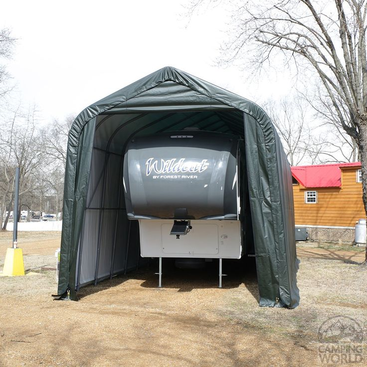 Pin on camper storage
