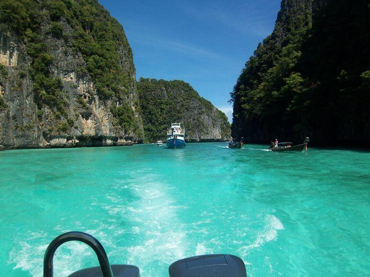 Puket, Thailand  beautiful  scuba diving & snorkeling