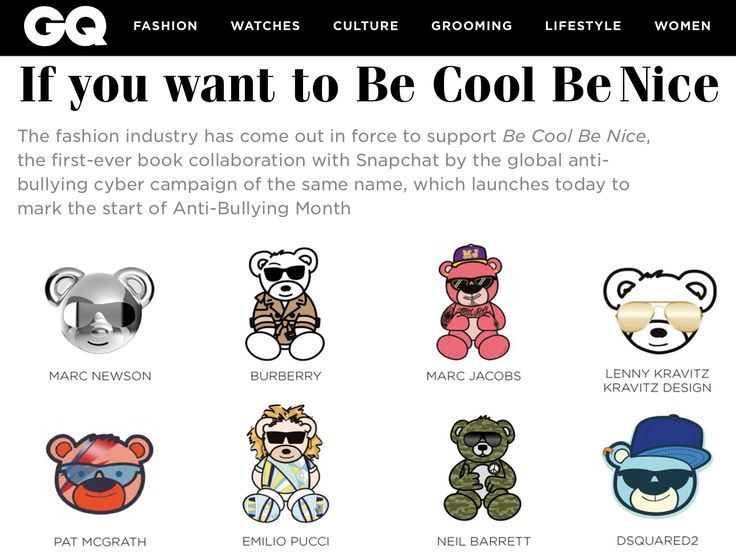 So proud to be part of the 'BE COOL BE NICE' anti-bullying campaign. Big fashion brands are onboard and I contributed with co-writing and producing the lead theme. Check it here https://youtu.be/kn4EyQyn8oA #becoolbenice #bcbn