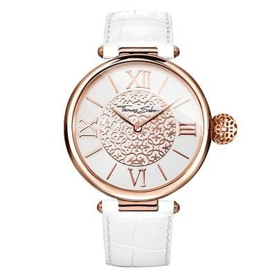 Thomas Sabo White Karma Watch