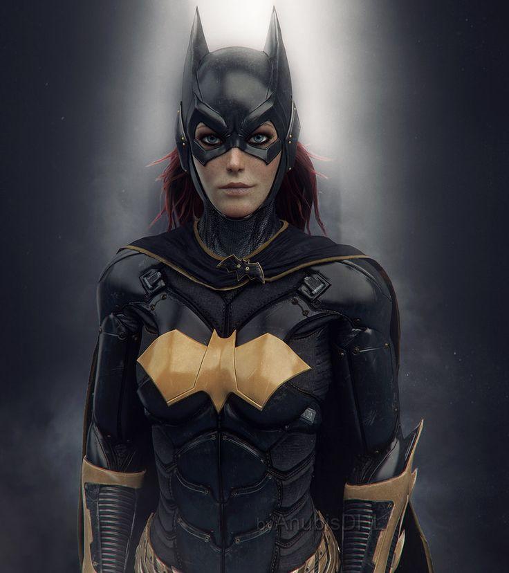 Batgirl by AnubisDHL.deviantart.com on @DeviantArt