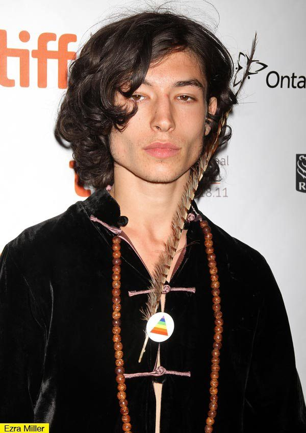 'The Perks Of Being A Wallflower' Star Ezra Miller: 'I'm Queer'