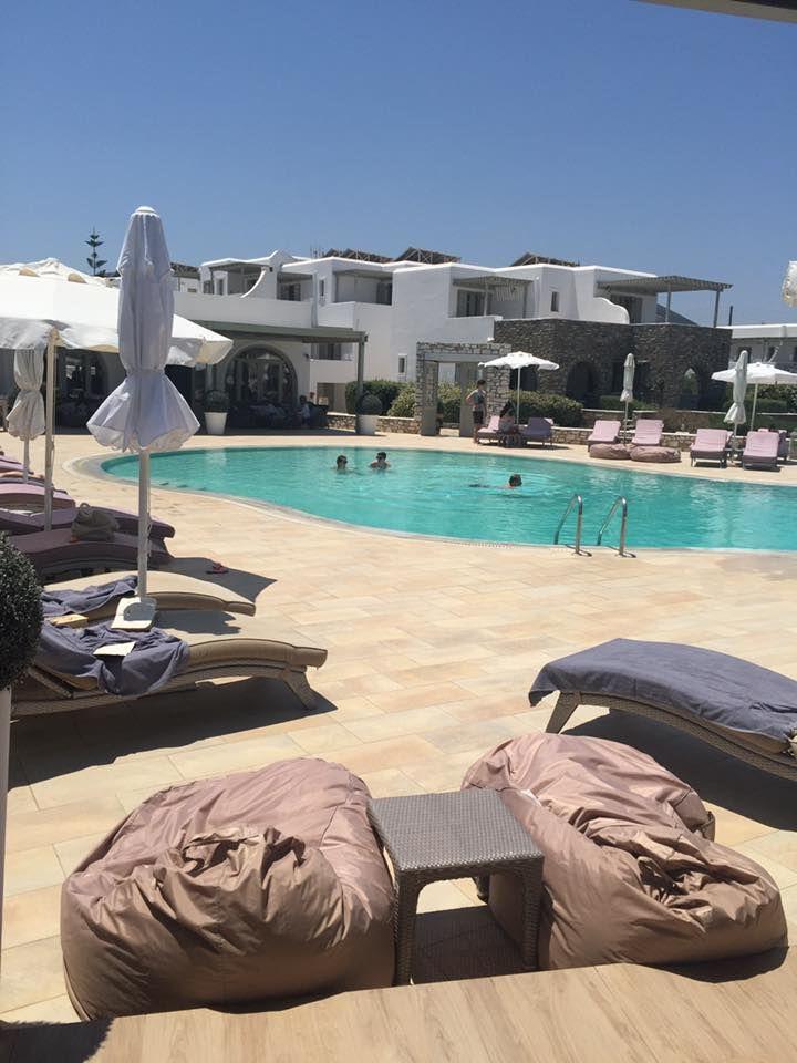 The pool area @ Saint Andrea Resort !!!