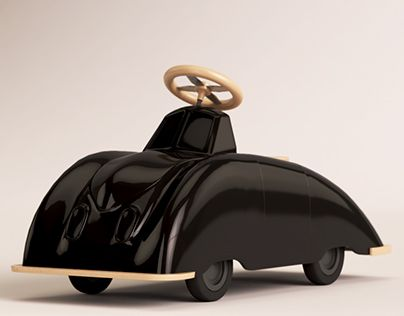 """Check out new work on my @Behance portfolio: """"Kids car by Playsam"""" http://on.be.net/1GiZTpq"""