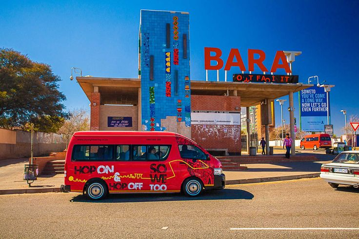 Find out how most Jozi residents get around the city when you stop at one of it's busiest taxi ranks, Baragwanath, on our #SowetoJoziCombo tour.  http://www.citysightseeing.co.za/Soweto.php