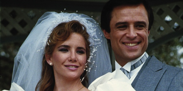 The Story Of A Mafia Wife:  Melissa Gilbert as the naive bride of a mobster (Joe Penny).