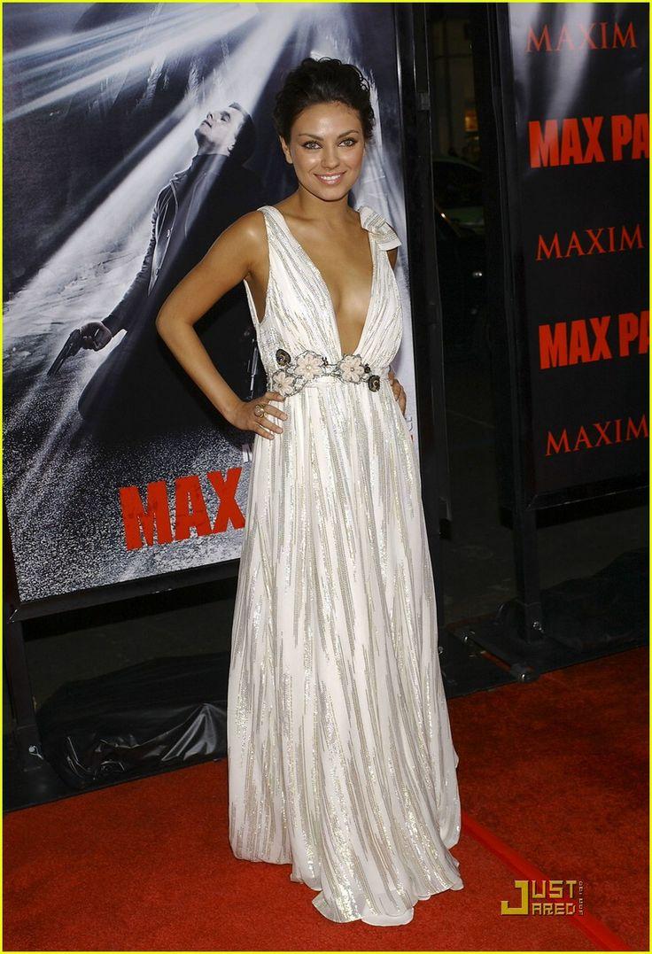 Mila Kunis dress i want!