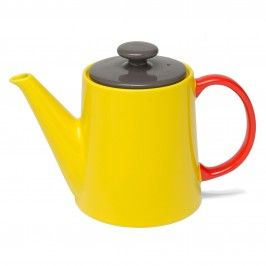 My Yellow Teapot