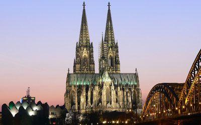 Κολωνία - Καθεδρικός Ναός