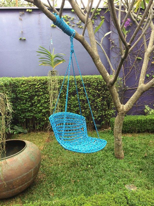 Decoração com corda: 20 móveis e acessórios coloridos
