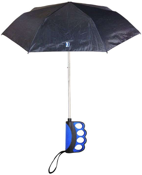 Umbrella with knuckles  http://www.drlima.net