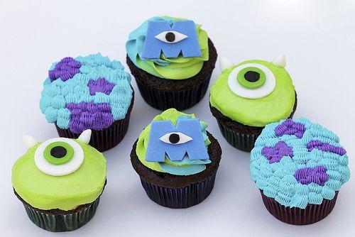Disney/Pixar/Pooh Cupcakes [group] most recent on FlickeFlu