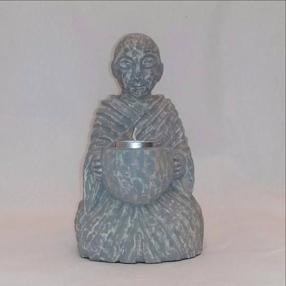 Buddha T light holderHome Table decor.candle
